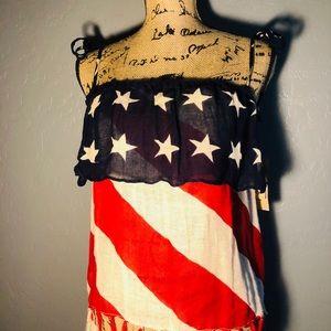NWT All American (Ralph Lauren) (M) Tank Top